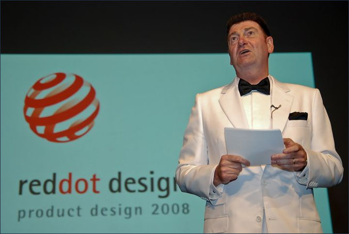 2008 Red dot Design Award 1