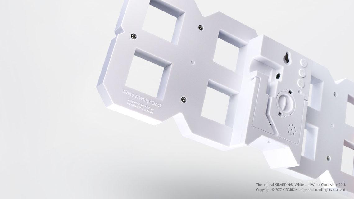 Award Winning Original Kibardin 3d Digital White And White