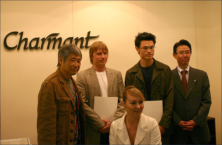 2006 Charmant International Design Competition_Grand-Prix 8