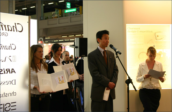 2006 Charmant International Design Competition_Grand-Prix 5